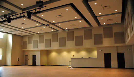 Church Soundproofing
